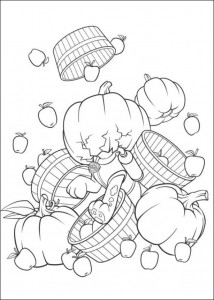 coloring page Paw Control (14)