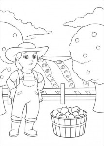 coloring page Paw Control (18)