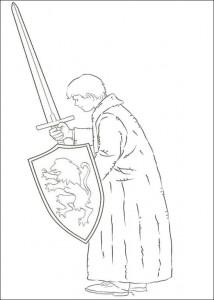 målarbok Peter