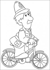 coloring page Pieter Post (10)