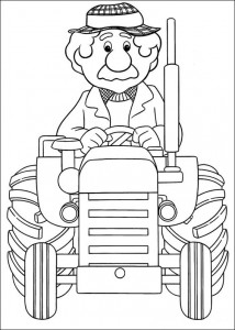 coloring page Pieter Post (19)