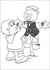 coloring page Pieter Post (21)