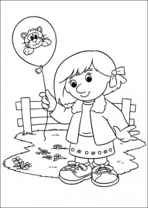 coloring page Pieter Post (26)