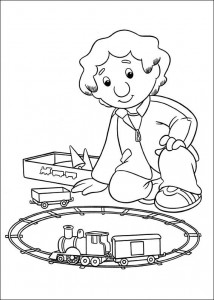 coloring page Pieter Post (27)