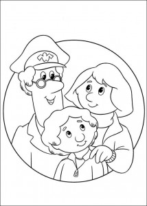 coloring page Pieter Post (28)