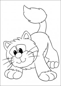 coloring page Pieter Post (29)