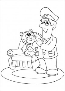 coloring page Pieter Post (30)
