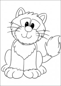 coloring page Pieter Post (9)