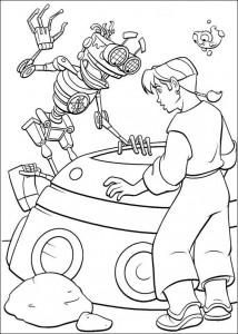 målarbok Piratplanet (10)