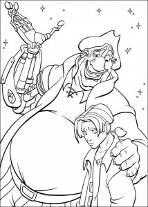 coloring page Pirate planet (24)