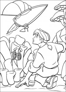 coloring page Pirate planet (38)