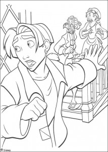 coloring page Pirate planet (45)