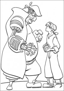 coloring page Pirate planet (54)