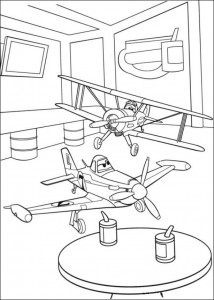 coloring page Planes 2 (11)