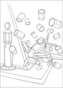coloring page Planes 2 (13)