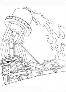 coloring page Planes 2 (16)
