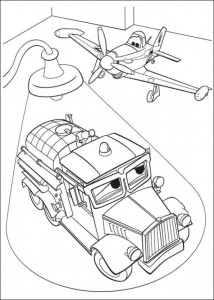 coloring page Planes 2 (19)