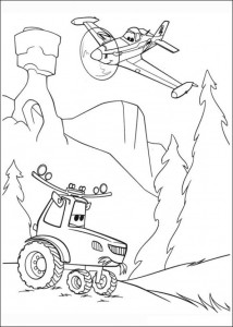 coloring page Planes 2 (22)