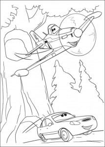 coloring page Planes 2 (23)