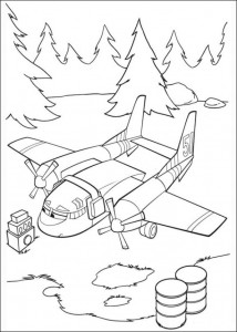 coloring page Planes 2 (30)