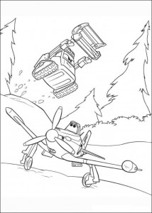 coloring page Planes 2 (31)
