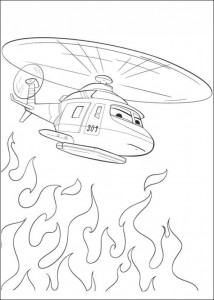 coloring page Planes 2 (34)