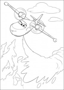 coloring page Planes 2 (35)