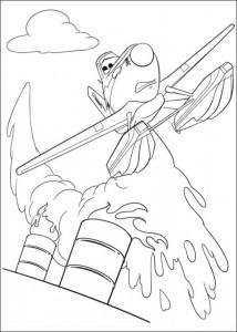 coloring page Planes 2 (42)