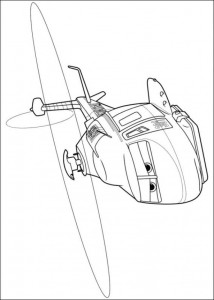 coloring page Planes 2 (50)
