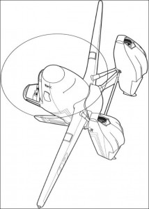 coloring page Planes 2 (52)