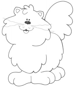 coloring page Cats and cats (10)