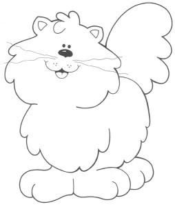 målarbok Katter och katter (10)