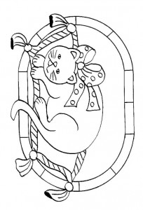 coloring page Cats and cats (16)