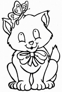 coloring page Cats and cats (35)