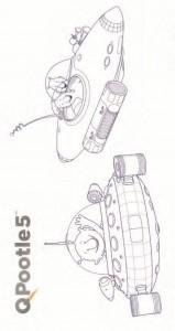 coloring page Pootle-Eddi