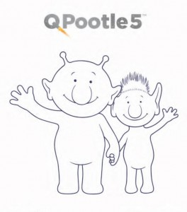 målarbok Pootle-Oopsy