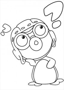 coloring page Pororo (9)