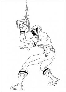 målarbok Power Rangers (15)