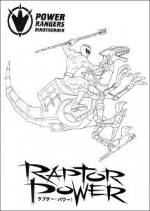 målarbok Power Rangers (30)
