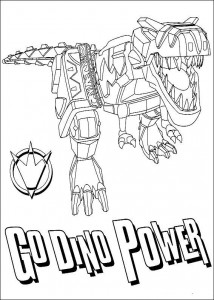 coloring page Power Rangers (31)