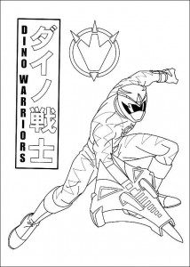 coloring page Power Rangers (32)