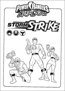 coloring page Power Rangers (34)