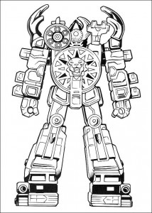 coloring page Power Rangers (35)