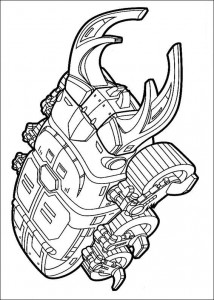 coloring page Power Rangers (36)