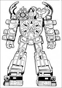 coloring page Power Rangers (48)