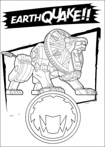 coloring page Power Rangers (59)
