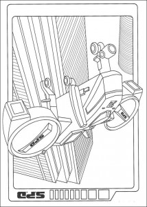 coloring page Power Rangers (6)