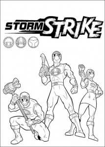 coloring page Power Rangers (73)