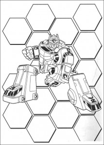 coloring page Power Rangers (74)