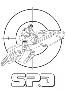 coloring page Power Rangers (75)